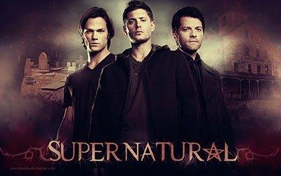 Supernatural Dünyası - Yabancı Dizi