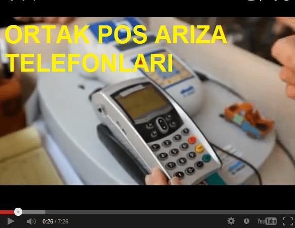 Pos Destek Telefonları