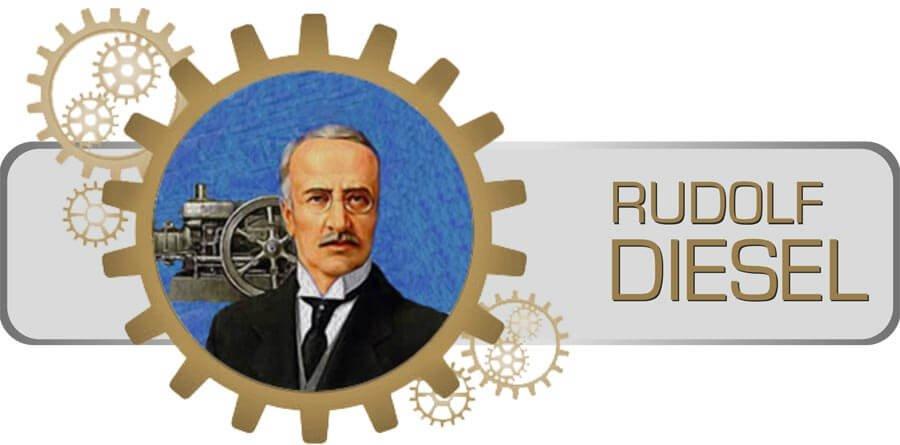 Rudolf  Diesel Kimdir ?