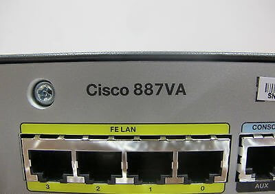 Cisco 887va Vdsl