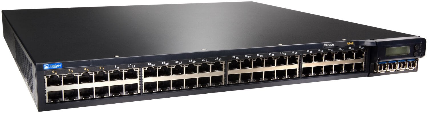 Juniper EX 3200 Switch Metro Ethernet Konfigürasyonu