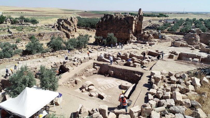 Dara Antik Kenti Nerede? Dara`nın Tarihi