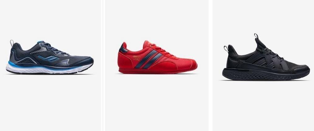 Lescon Ayakkabılar ve Çeşitleri