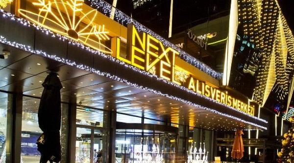 Next Level AVM ziyaretçilerini yeni yılda yeni markalarla karşılıyor