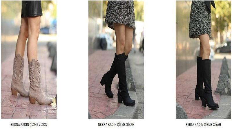 Kadın Çizme Modelleri ile Tarzınızı Belirleyin