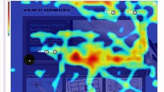 Web Sitesi Isı Haritası Nedir ? Nasıl Oluşturulur ?