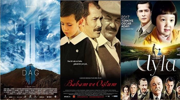 IMDb'ye göre son Yılların en iyi 5 Türk filmi
