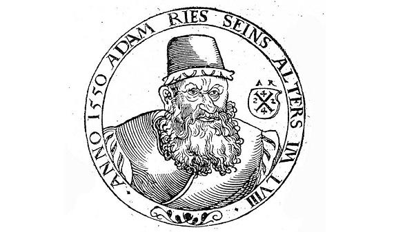 Adam Ries Kimdir Hesap Tahtası Abaküsün İcadı