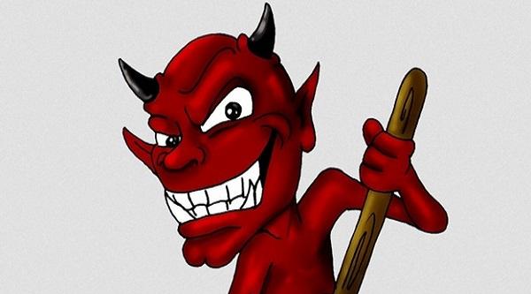 Şeytan Meleklerden Değildir