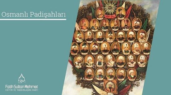 Osmanlı Sultanlarının Peygamber Efendimize Olan Sevgileri